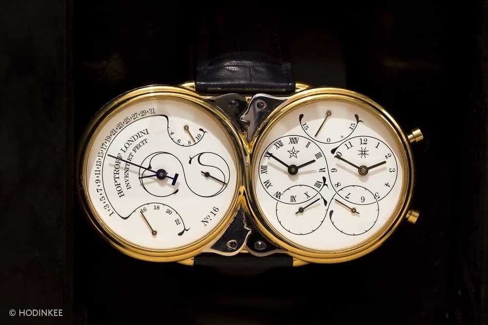 Reloj de pulsera Hoptroff Atomic