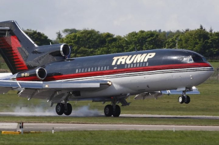 Inside Donald Trumps Private Jet 1 scaled