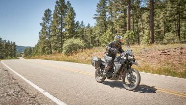 KLR650 First Ride Review