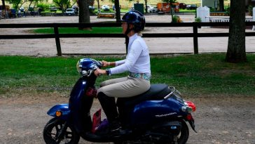 Moped laws