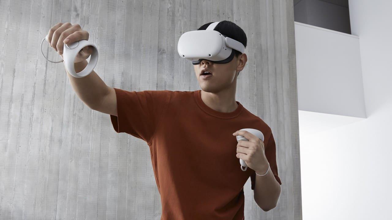 Conjunto de realidad virtual Oculus Quest 2