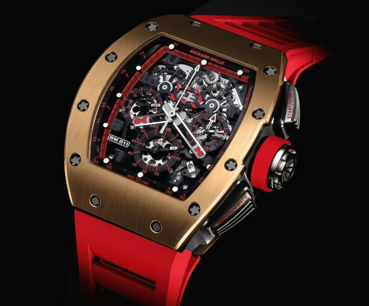 RM011 Red Demon Chronograph 4 scaled