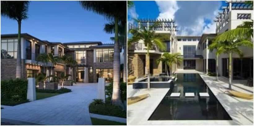 Casa de Rory McIlroy Palm Beach Gardens