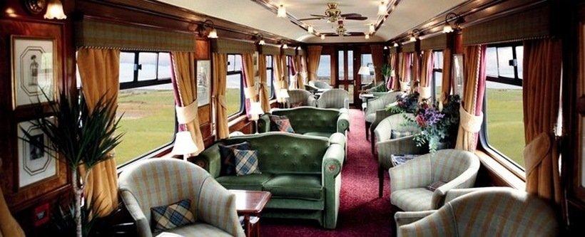 Interior del Royal Scotsman