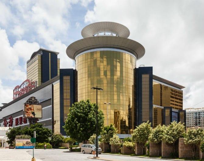 Los casinos más grandes del mundo