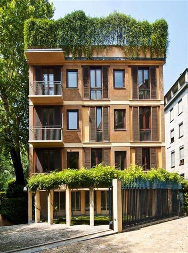 Santo Versaces Mansion in Milan 1