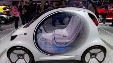 Smart ForTwo Concept