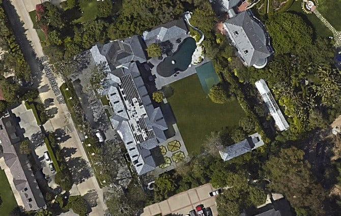 The 15 luxurious homes of rappers 00002