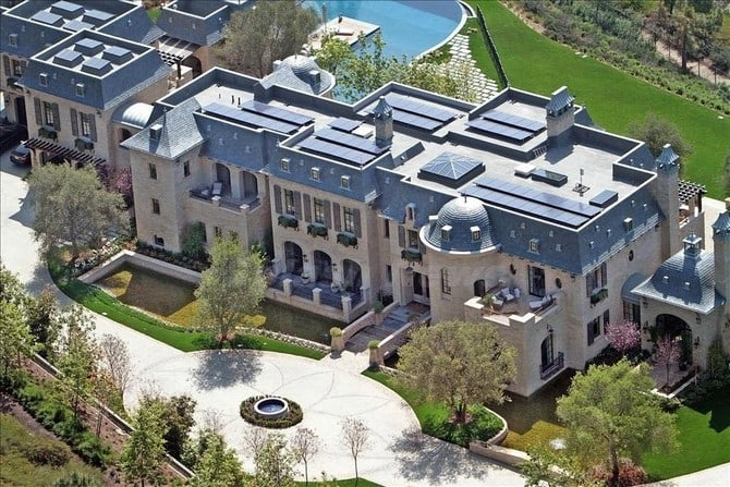 The 15 luxurious homes of rappers 00003