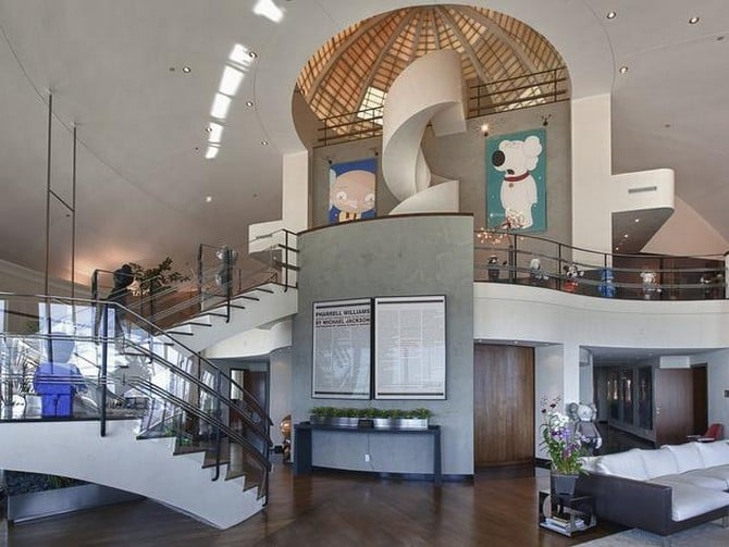 The 15 luxurious homes of rappers 00007