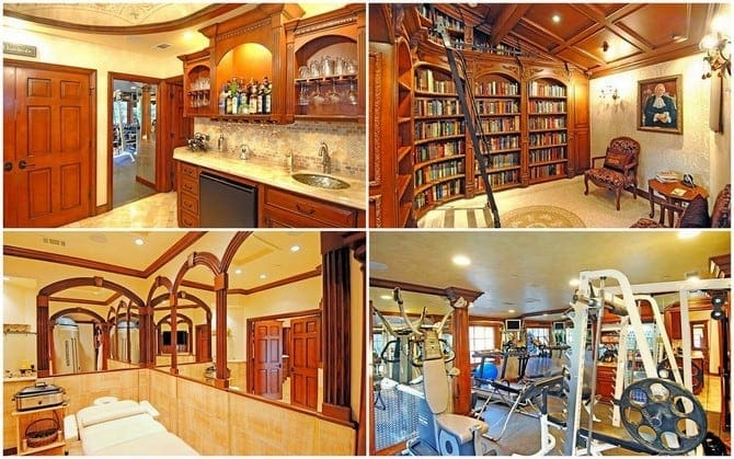 The 15 luxurious homes of rappers 00009