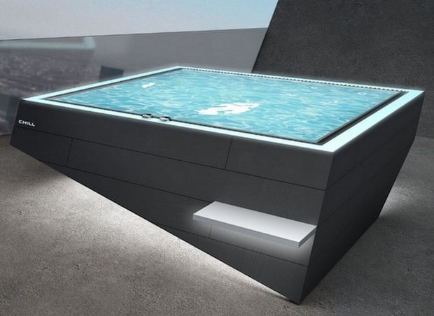 The Chill Pool 1