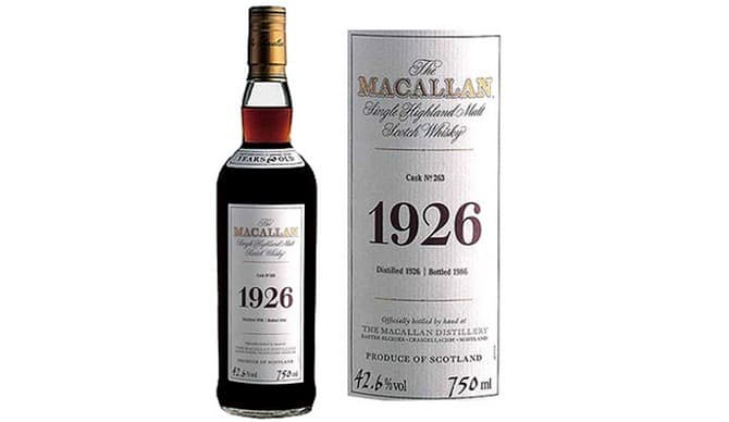 The top ten most expensive scotch bottles in the world 00005