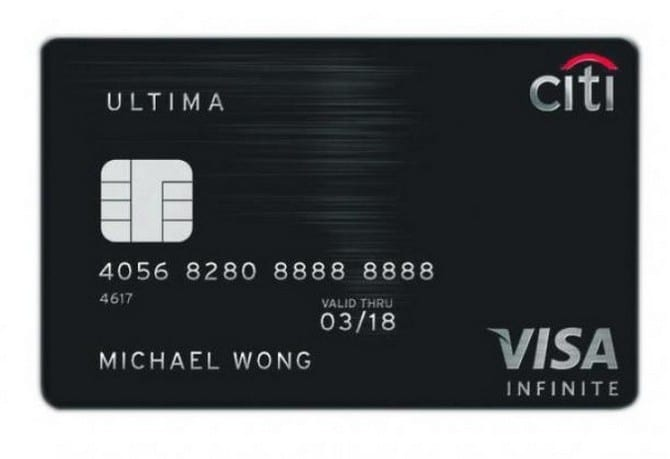 Top ten credit cards for the elite 00009