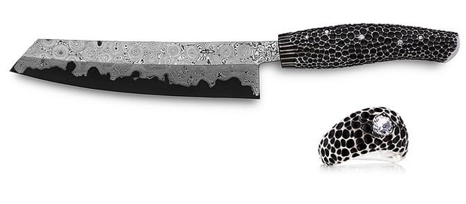 Top ten highest priced knives in the world 00003