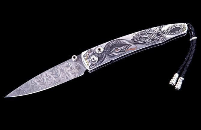 Top ten highest priced knives in the world 00009