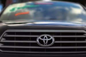 Toyota Sequoia Grille scaled