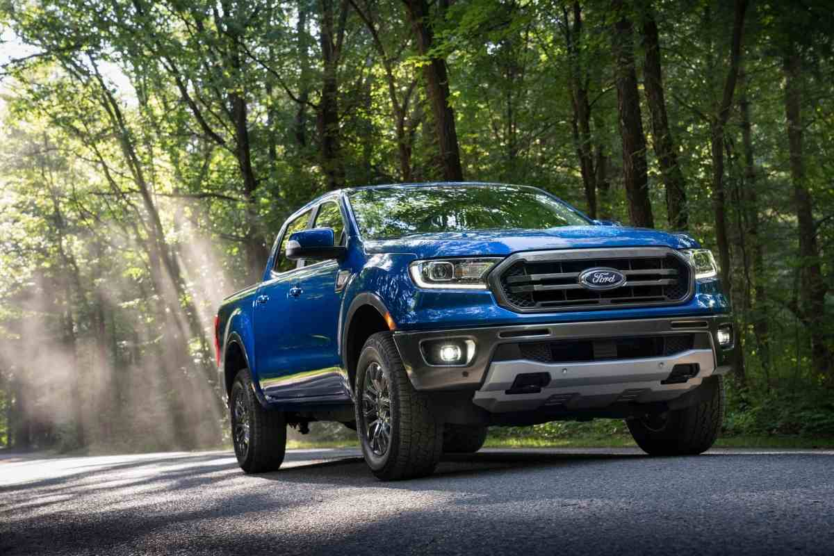 What is Included in the Ford Ranger Tow Package