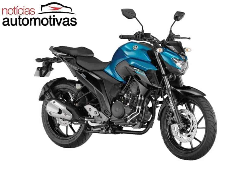 Introducida en India, la Yamaha FZ25 anticipa el futuro de la Fazer 250