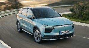 El SUV eléctrico de la familia Aiways U5 podría causar dificultades a los fabricantes de automóviles alemanes