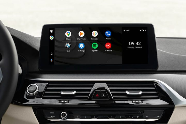 bmw 5 series android auto scaled