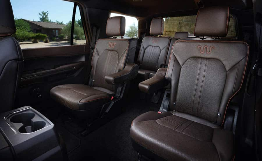 ford expedition king ranch seats