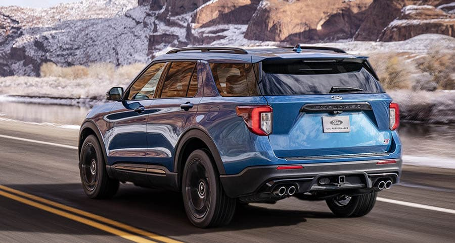 ford explorer dynamic hitch assist