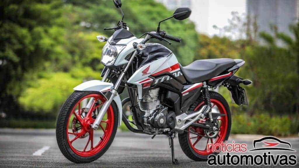 Las 10 motocicletas más robadas en São Paulo y otros estados