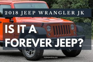 2018 Jeep Wrangler JK A Forever Jeep Collector car