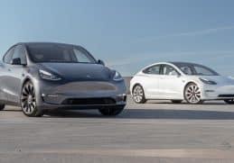 2020 Tesla Model Y vs Model 3 2
