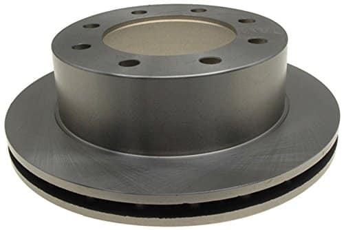 Rotor de freno de disco trasero ACDelco Silver 18A934A
