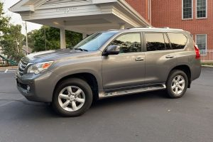 Best Years For The Lexus GX460