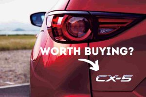 Best Years For The Mazda CX 5