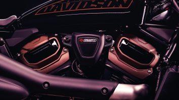 Harley Davidson 1250 Custom 03