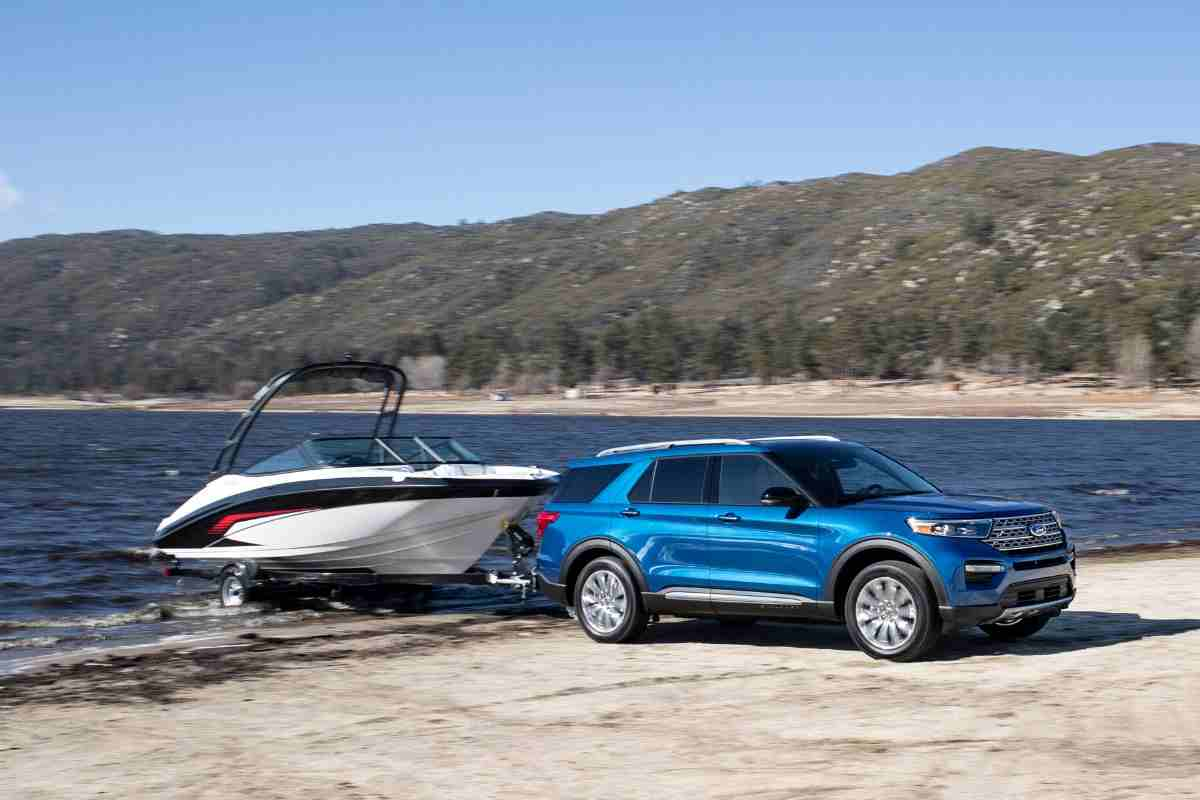 Towing with Ford Explorer Four Wheel Trends