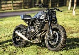XSR700 Soil Scorpion