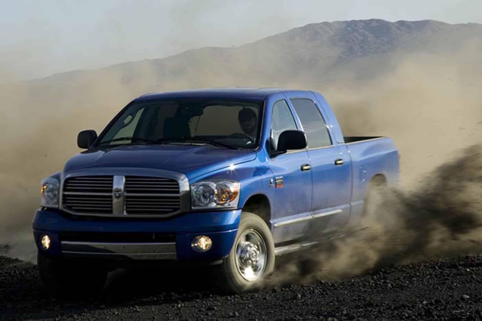 best diesel trucks 08 dodge ram 2